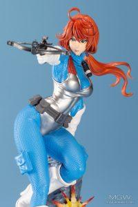 G.I. JOE Bishoujo Scarlett Sky Blue Limited Edition by Kotobukiya 10