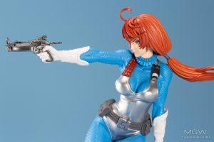 G.I. JOE Bishoujo Scarlett Sky Blue Limited Edition by Kotobukiya 11