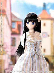 Iris Collect Sumire Fortune patissetrie by AZONE 8