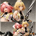 Jeanne d'Arc & Astolfo TYPE MOON Racing ver. by plusone from Fate/Apocrypha MGW Header