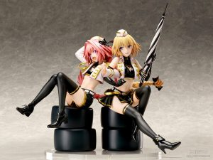 Jeanne d'Arc & Astolfo TYPE MOON Racing ver. by plusone from Fate/Apocrypha 3