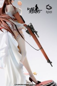 Lee-Enfield Lifelong Protector Ver by Emontoys from Girls' Frontline - リー・エンフィールド 一生守り抜くVer. 15