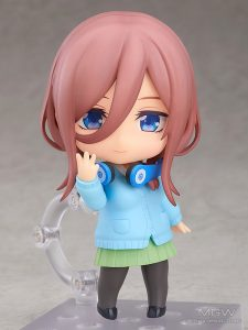 Nendoroid Miku Nakano by Good Smile Company from The Quintessential Quintuplets 5Toubun no Hanayome 1