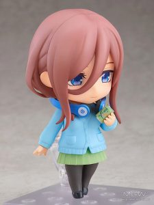 Nendoroid Miku Nakano by Good Smile Company from The Quintessential Quintuplets 5Toubun no Hanayome 2