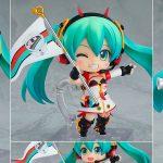 Nendoroid Racing Miku 2020 Ver. by Good Smile Racing