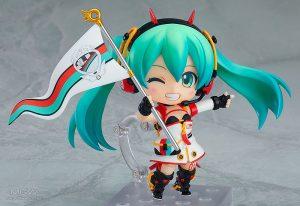 Nendoroid Racing Miku 2020 Ver. by Good Smile Racing 2