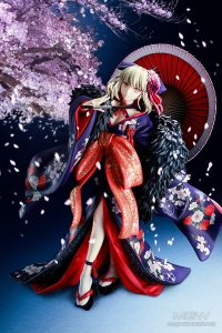 Saber Alter Kimono Ver. by KADOKAWA from Fate stay night Heavens Feel 11