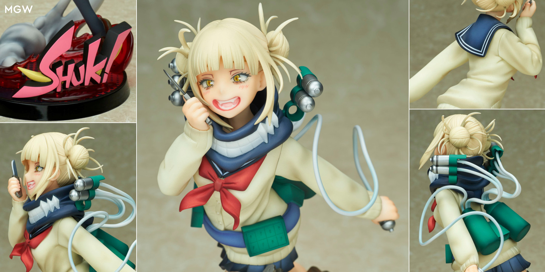 Toga Himiko by BellFine from My Hero Academia