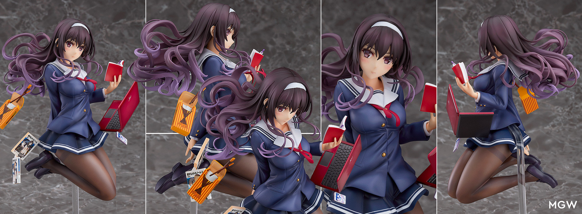 Utaha Kasumigaoka by Max Factory from How to Raise a Boring Girlfriend