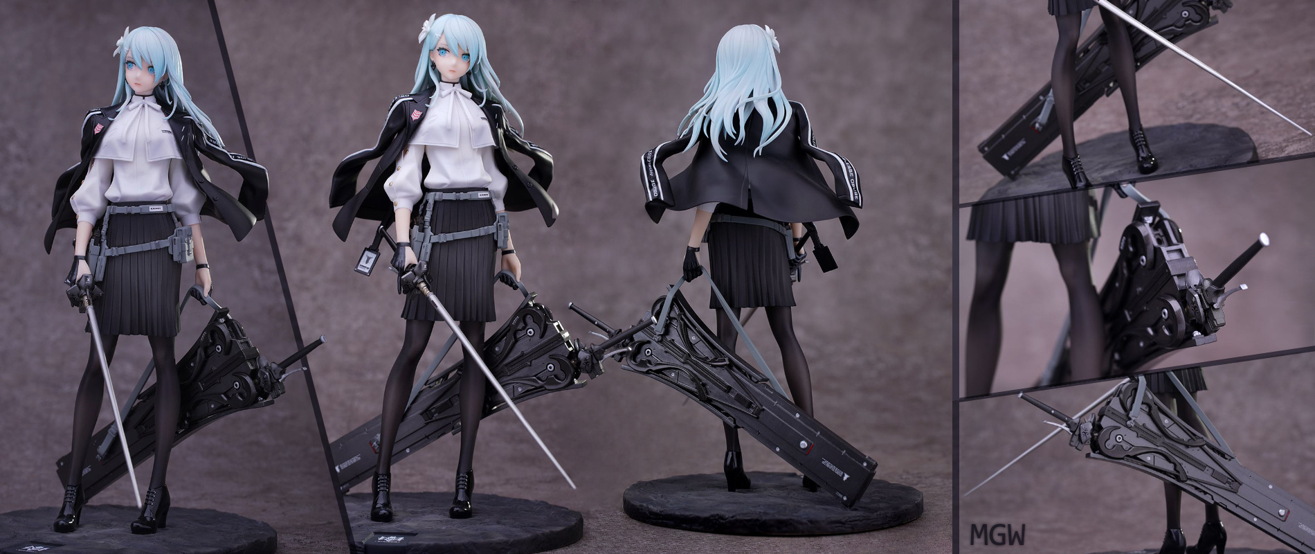 A-Z[S] by Myethos neco Series MGW Anime Figure Pre-order Guide