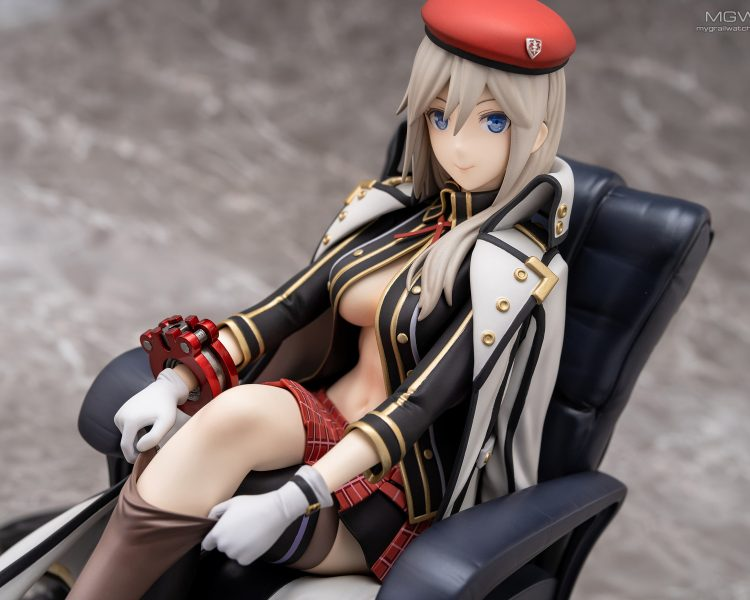 Alisa Ilynichna Omela [Ver.GOD EATER RESONANT OPS] by PLUM from God Eater: Resonant Ops MGW Anime Figure Pre-order Guide 7