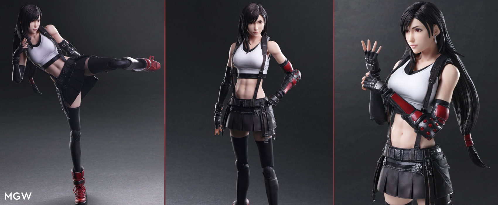 Final Fantasy VII Remake PLAY ARTS KAI Tifa Lockhart by SQUARE ENIX