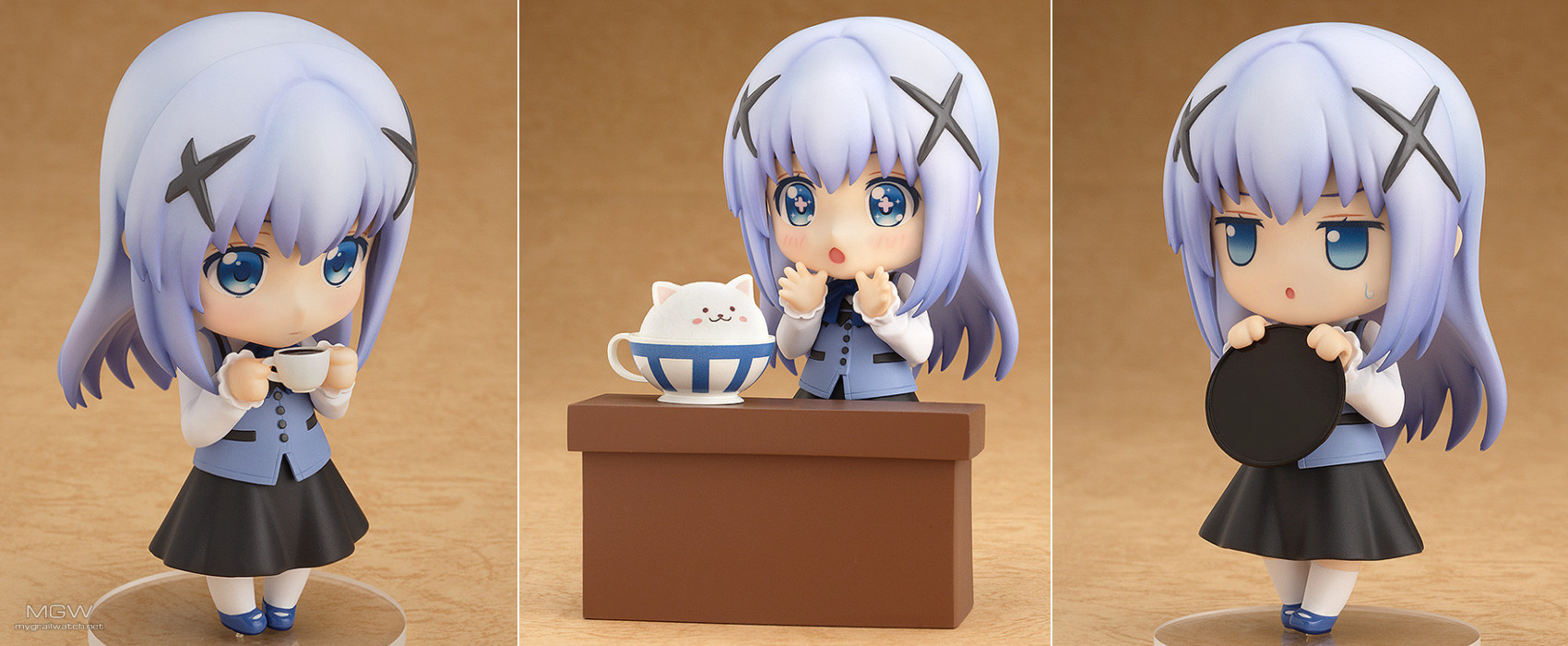 Nendoroid Chino by Good Smile Company from Is the Order a Rabbit