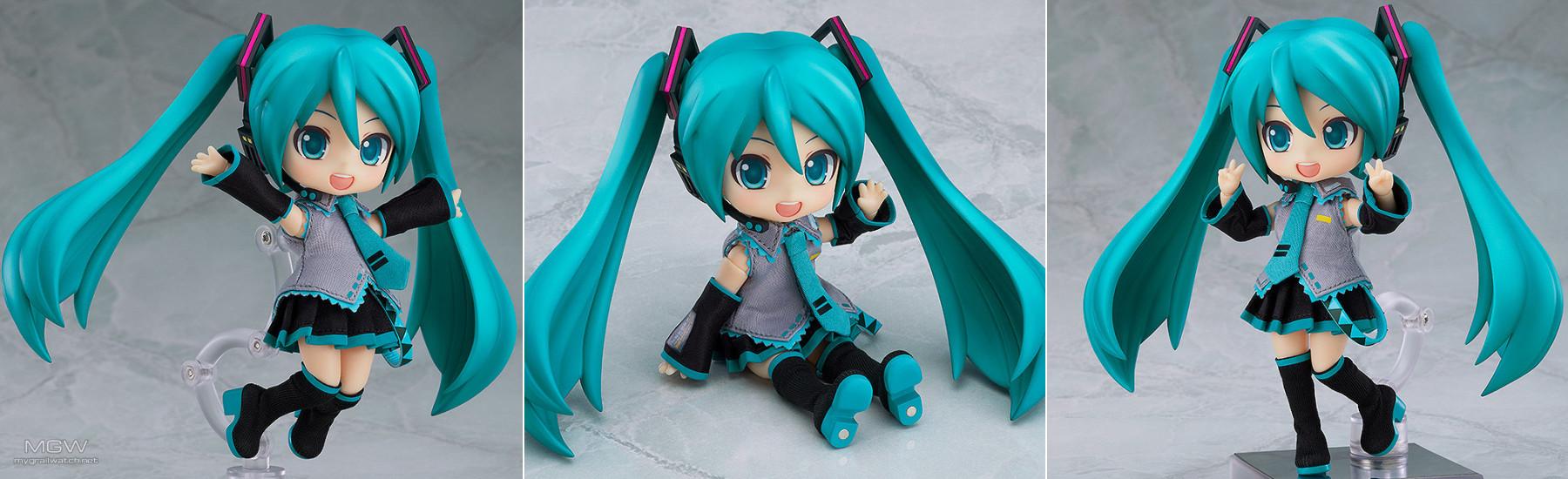 Nendoroid Doll Hatsune Miku by Good Smile Company