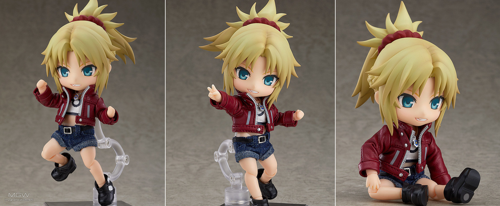 Nendoroid Doll Saber of Red Casual Ver. by Good Smile Company from Fate Apocrypha