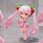Nendoroid Doll Sakura Miku by Good Smile Company