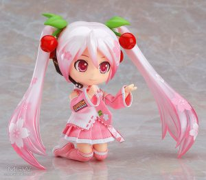 Nendoroid Doll Sakura Miku by Good Smile Company 5