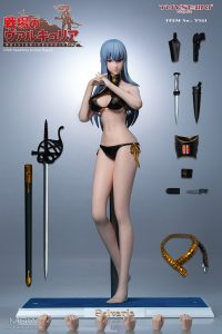 Selvaria Bles by TOYSEIIKI from Valkyria Chronicles 15