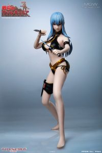 Selvaria Bles by TOYSEIIKI from Valkyria Chronicles 17