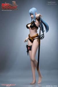 Selvaria Bles by TOYSEIIKI from Valkyria Chronicles 4