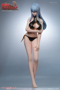 Selvaria Bles by TOYSEIIKI from Valkyria Chronicles 9