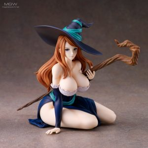 Sorceress Deep Blue Ver. by Union Creative from Dragons Crown 1