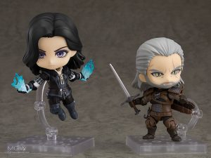 The Witcher 3 Nendoroid Yennefer by Good Smile Company 5