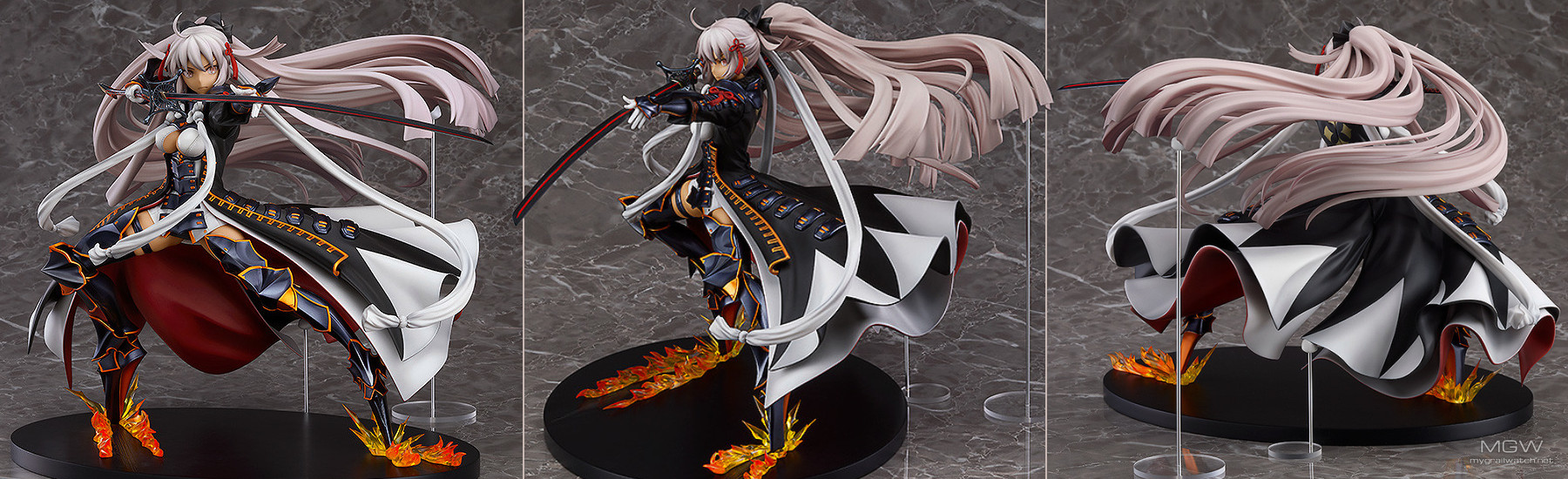 Alter Ego/Okita Souji (Alter) Absolute Blade Endless Three Stage MyGrailWatch Anime Figure Pre-order Guide