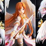 Asuna Iyashi no Tenshi Ver. by SHIBUYA SCRAMBLE FIGURE from Sword Art Online