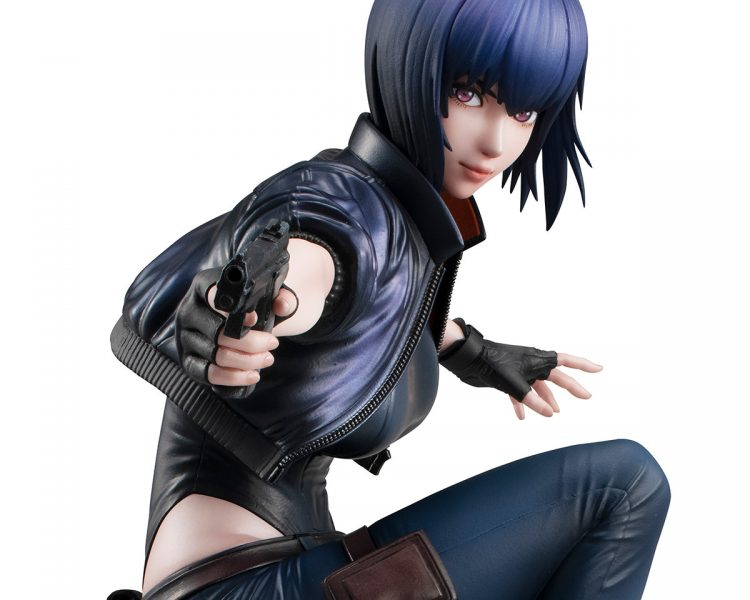 Ghost in the Shell SAC 2045 Kusanagi Motoko by MegaHouse 1