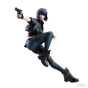 Ghost in the Shell SAC 2045 Kusanagi Motoko by MegaHouse 4