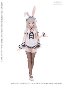Iris Collect Rino Tsukiyo no Maid Usagi san by AZONE International 1