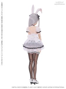 Iris Collect Rino Tsukiyo no Maid Usagi san by AZONE International 4