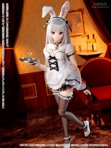Iris Collect Rino Tsukiyo no Maid Usagi san by AZONE International 7