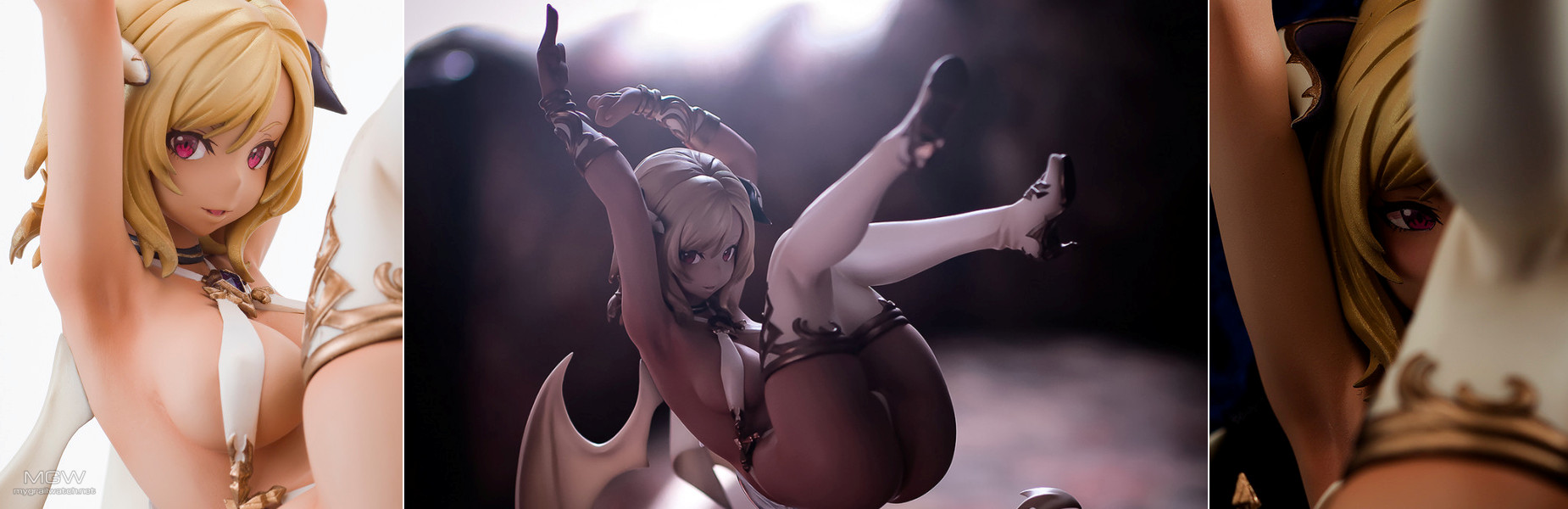 Laura Mischief by I.V.E from Caress of Venus houtengeki figure collection
