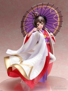 Megumin White Kimono by FuRyu from KonoSuba 1