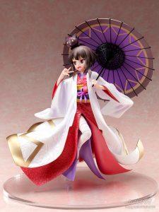 Megumin White Kimono by FuRyu from KonoSuba 2