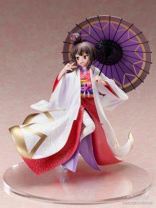 Megumin White Kimono by FuRyu from KonoSuba 6