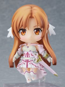 Nendoroid Asuna [Stacia, the Goddess of Creation] by Good Smile Company from Sword Art Online Alicization MyGrailWatch Pre-order Guide 1