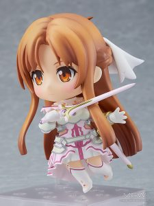 Nendoroid Asuna [Stacia, the Goddess of Creation] by Good Smile Company from Sword Art Online Alicization MyGrailWatch Pre-order Guide 2
