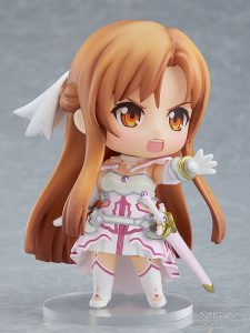 Nendoroid Asuna [Stacia, the Goddess of Creation] by Good Smile Company from Sword Art Online Alicization MyGrailWatch Pre-order Guide 3
