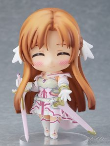 Nendoroid Asuna [Stacia, the Goddess of Creation] by Good Smile Company from Sword Art Online Alicization MyGrailWatch Pre-order Guide 4