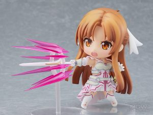 Nendoroid Asuna [Stacia, the Goddess of Creation] by Good Smile Company from Sword Art Online Alicization MyGrailWatch Pre-order Guide 5