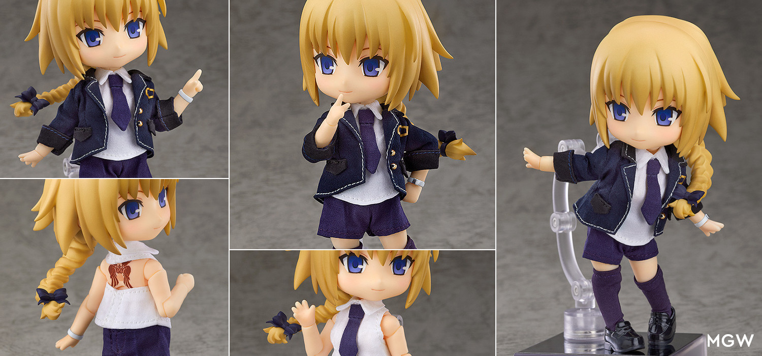 Nendoroid Doll Ruler Casual Ver. by Good Smile Company from Fate Apocrypha