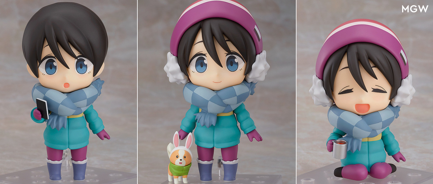Nendoroid Ena Saito by Max Factory from Yuru Camp
