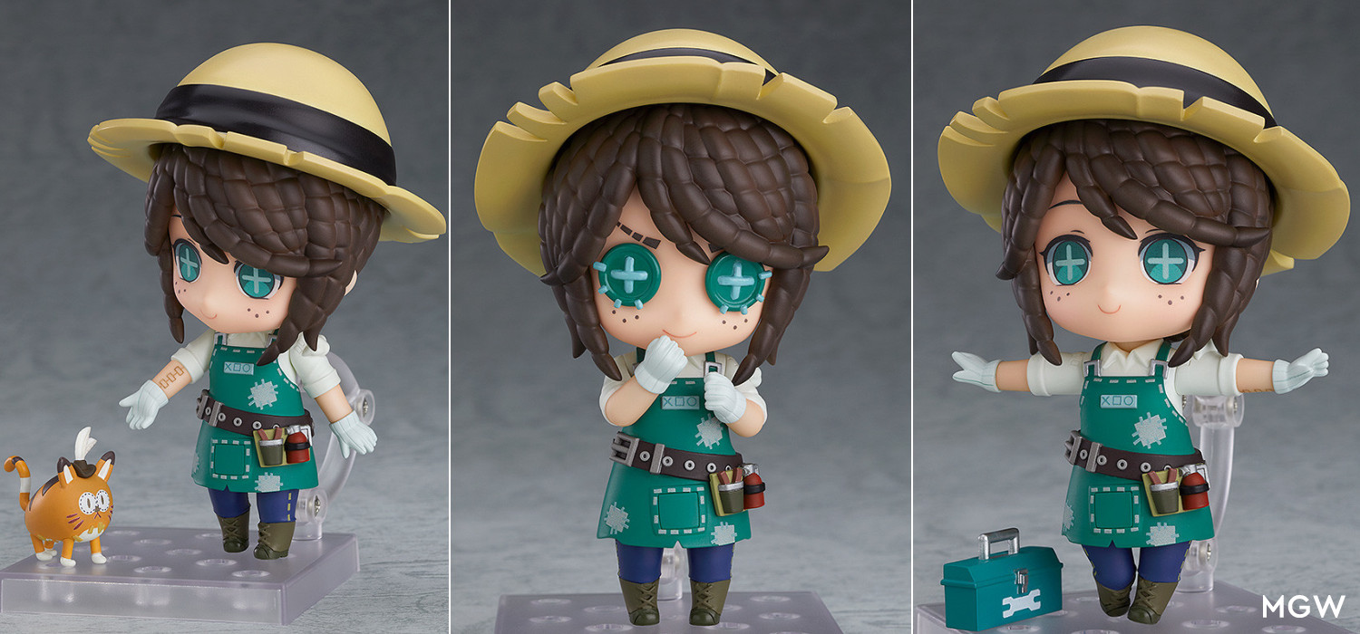 Nendoroid Gardener by Good Smile Arts Shanghai from Identity V