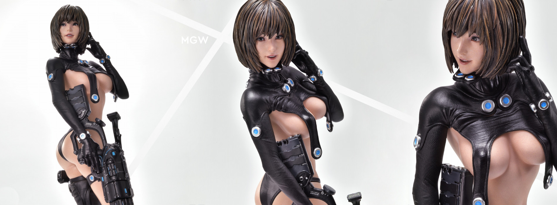 Premium Masterline GANTZ O Anzu Black Version