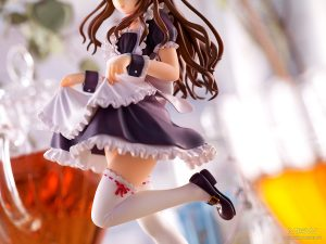 Yuuki Mikan Maid Style by quesQ from To LOVE Ru Darkness 16
