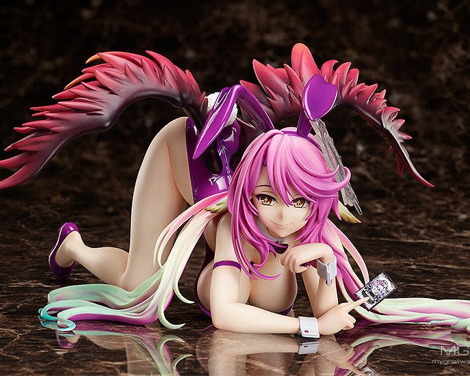 Jibril Bare Leg Bunny Ver. Great War Edition from No Game No Life Zero 2