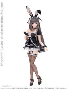 Kano Tsukiyo no Maid Usagi-san by AZONE International from Iris Collect Fashion Doll Pre-order Guide 2